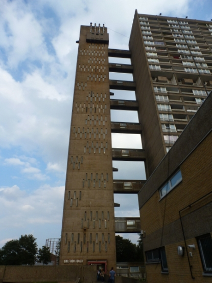 Balfron Tower, 7 September 2014