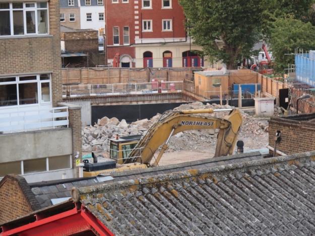 Roof Rubble Hackney 300715